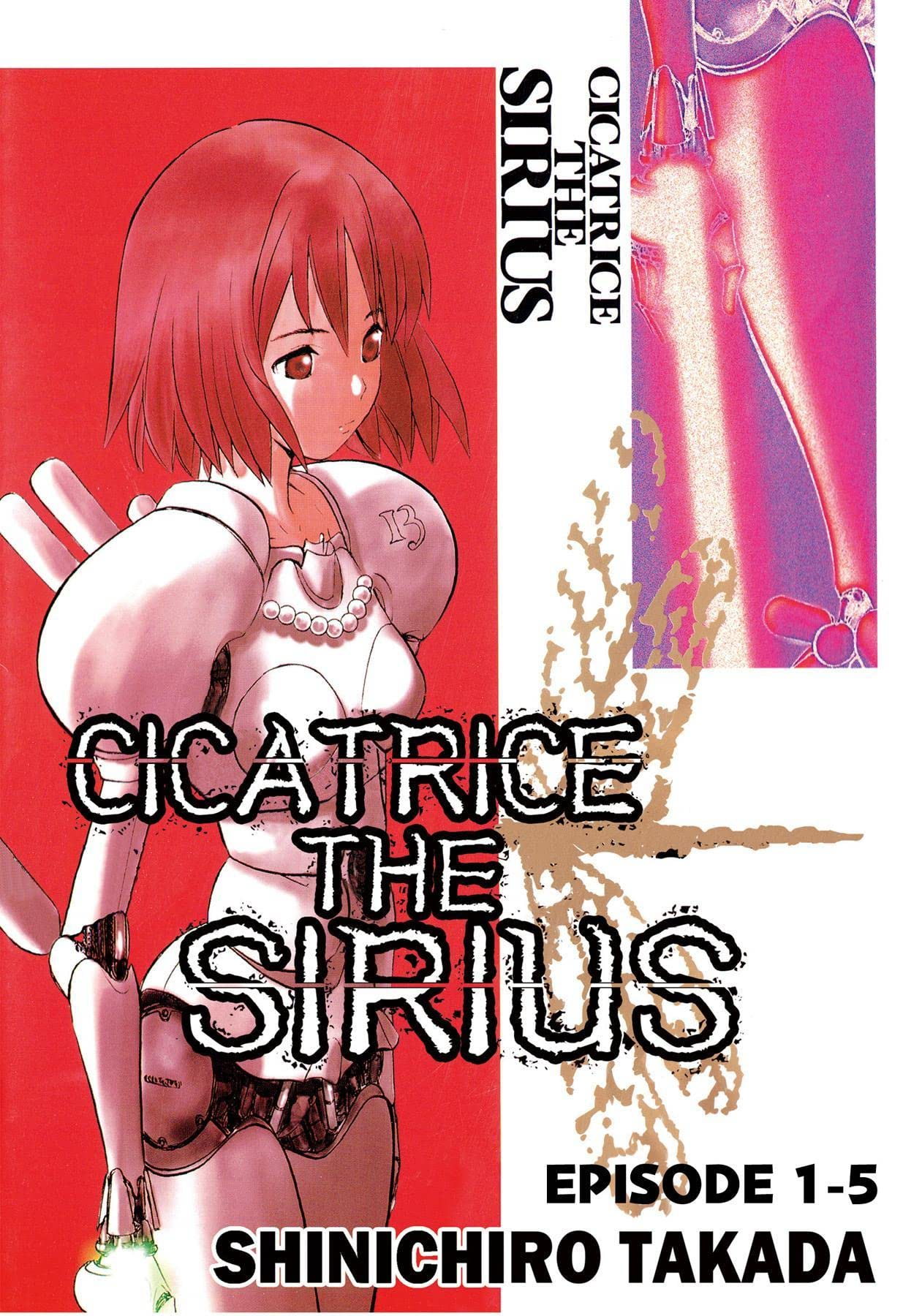 CICATRICE THE SIRIUS #5