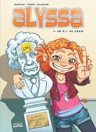 Alyssa Vol. 1: Un QI de génie