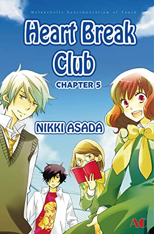 Heart Break Club #5