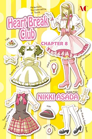 Heart Break Club No.8