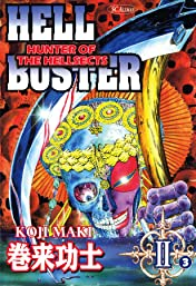 HELL BUSTER HUNTER OF THE HELLSECTS #10