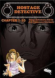 HOSTAGE DETECTIVE #10