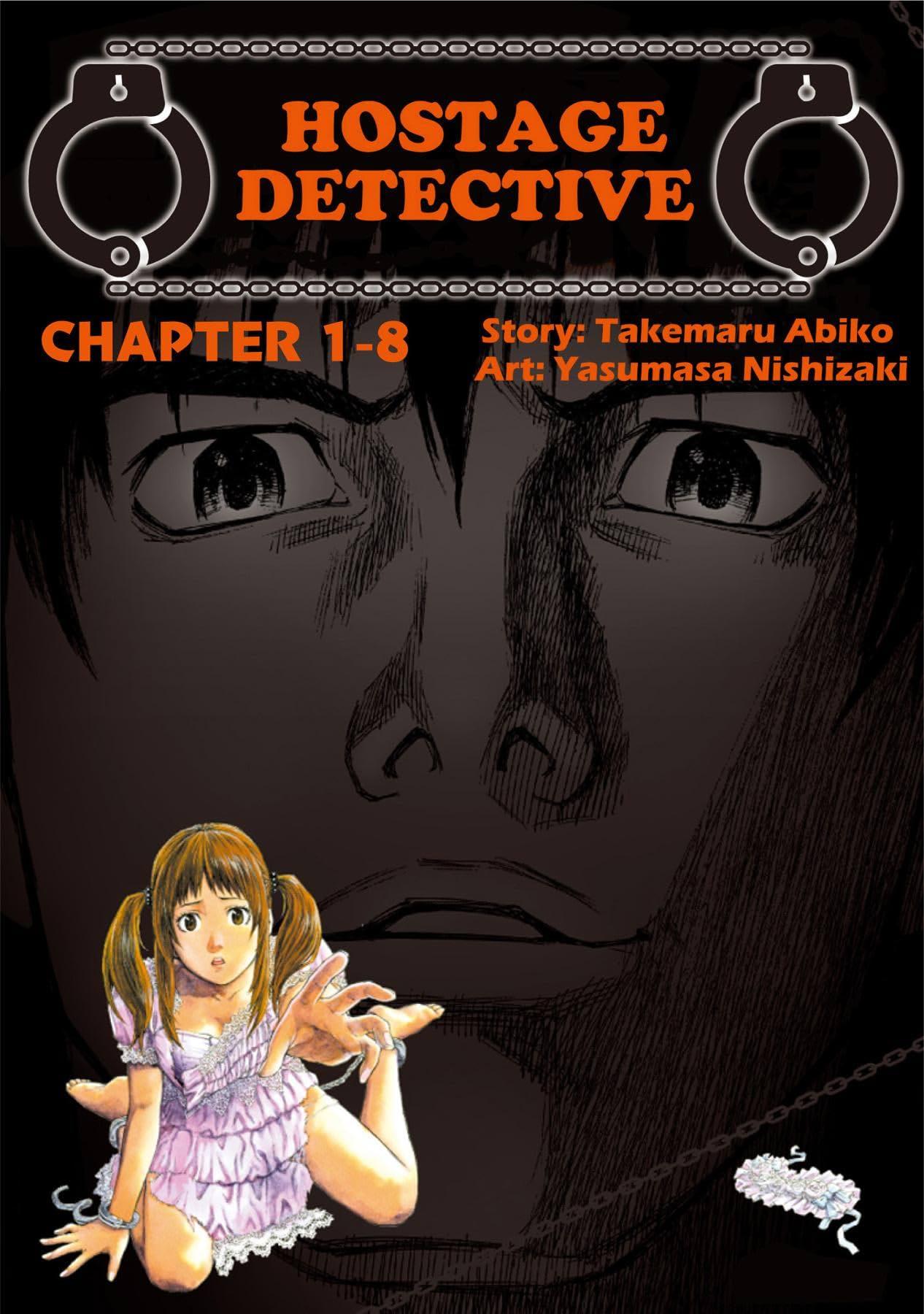 HOSTAGE DETECTIVE #8