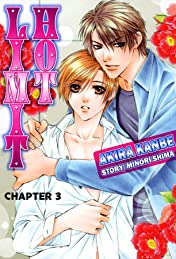 HOT LIMIT (Yaoi Manga) #3