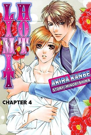 HOT LIMIT (Yaoi Manga) #4