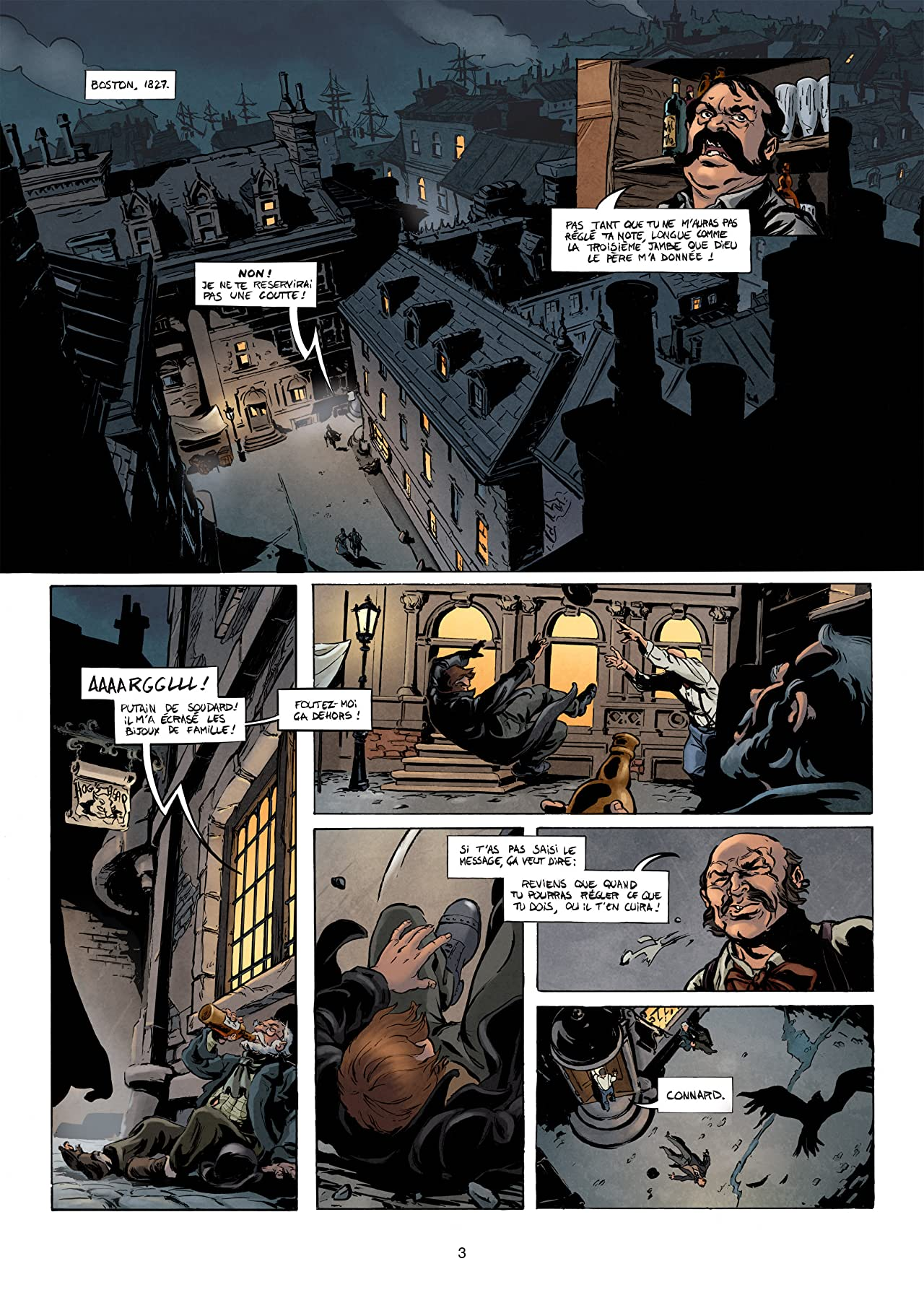 Edgar Allan Poe: Hantise