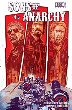 Sons of Anarchy No.4 (sur 6)