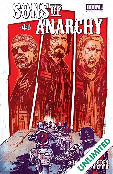 Sons of Anarchy #4 (of 6)
