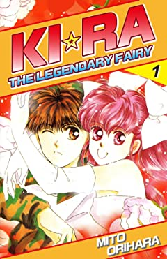 KIRA THE LEGENDARY FAIRY Vol. 1