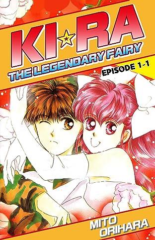 KIRA THE LEGENDARY FAIRY #1