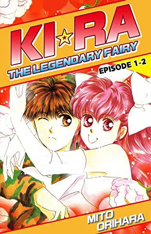 KIRA THE LEGENDARY FAIRY #2
