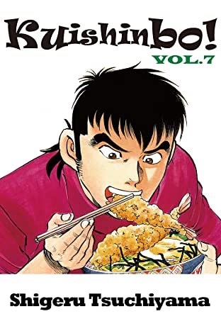 Kuishinbo! Tome 7