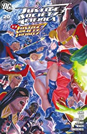 Justice Society of America (2007-2011) #20