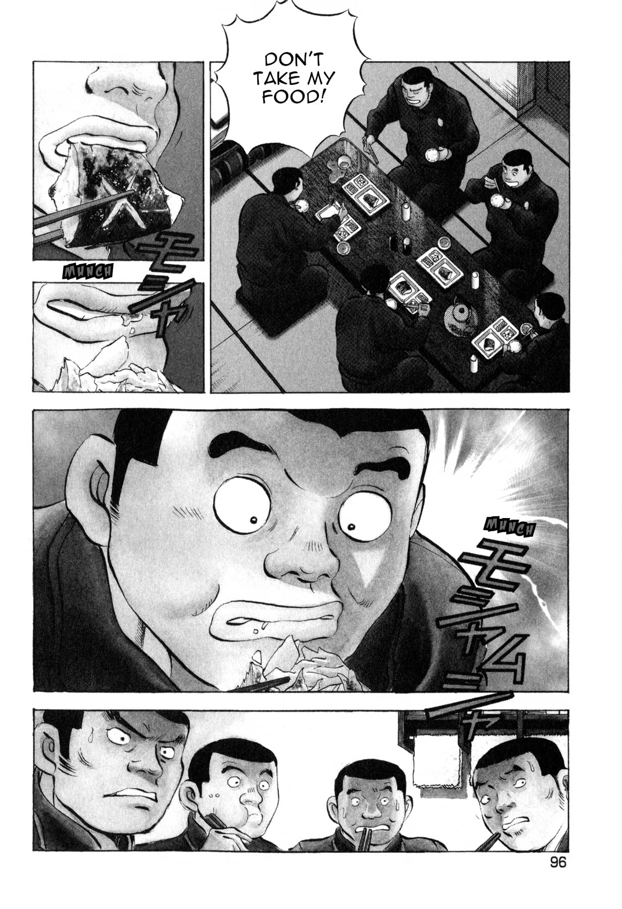 Kuishinbo! #141