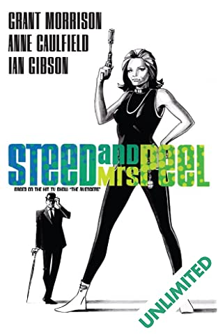 Steed & Mrs Peel Vol. 1: Golden Game