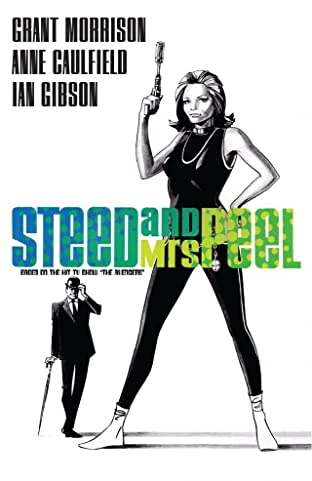 Steed & Mrs Peel Tome 1: Golden Game