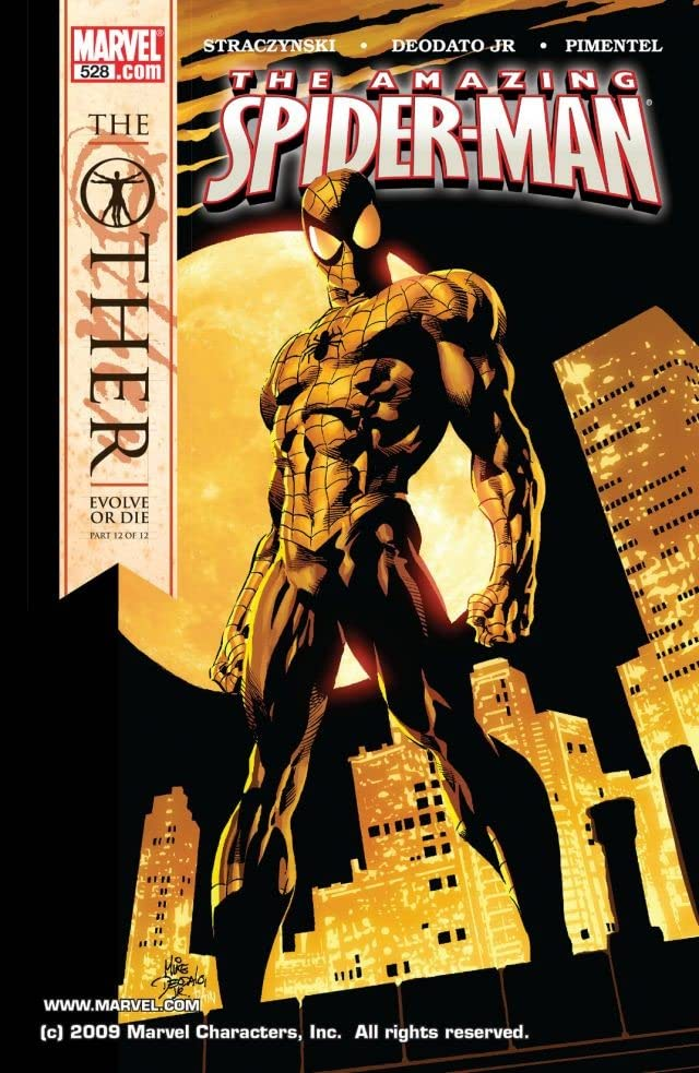 Amazing Spider-Man (1999-2013) #528
