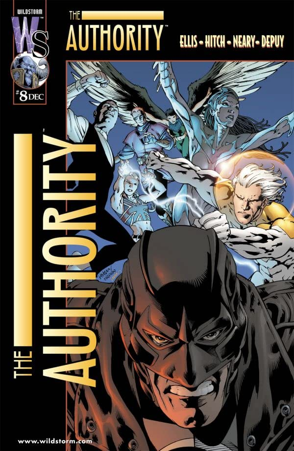 The Authority Vol. 1 #8