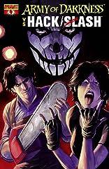 Army of Darkness vs. Hack/Slash #4