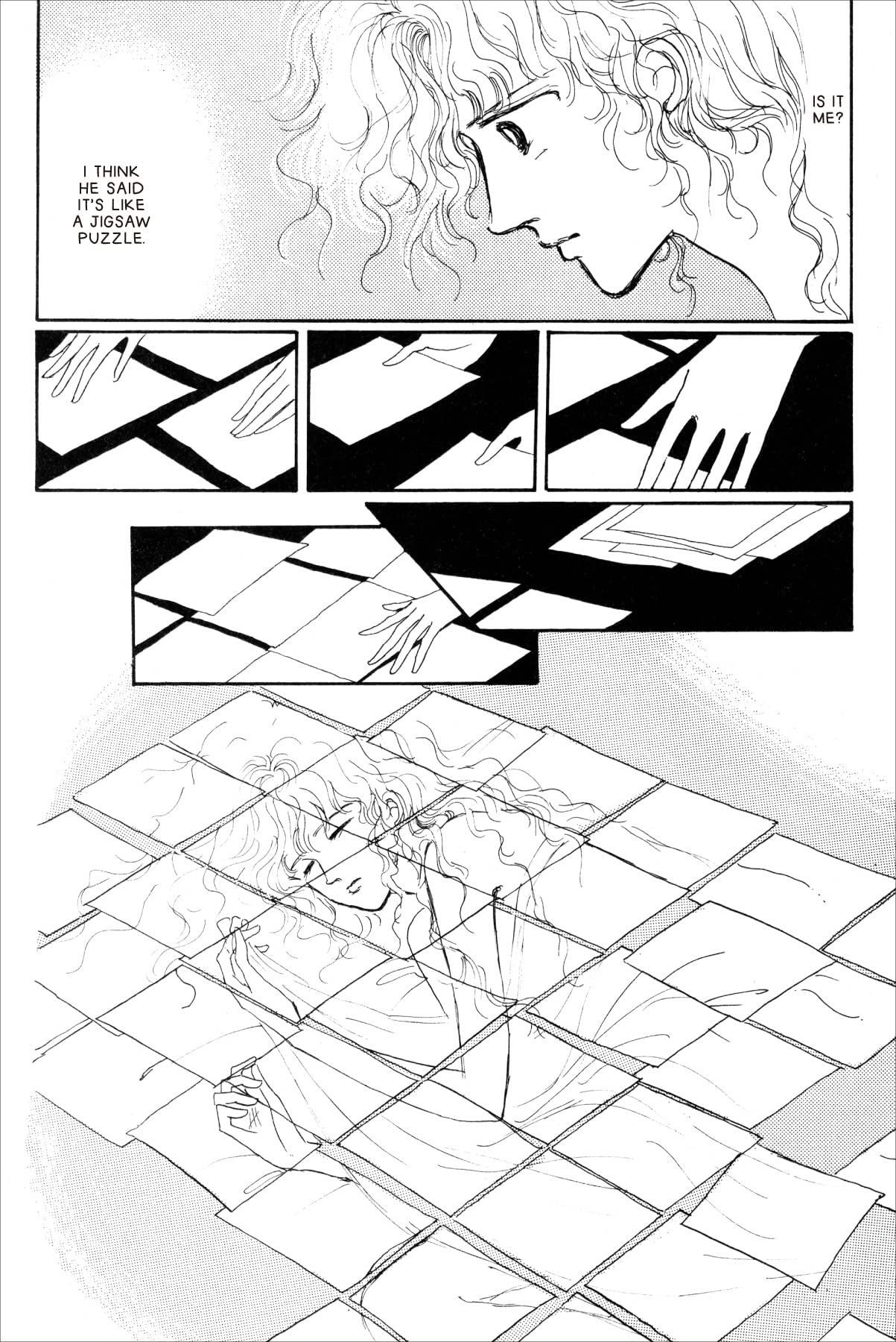KYOKO SHIMAZU AUTHOR'S EDITION #3