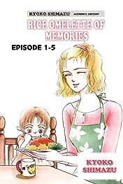 KYOKO SHIMAZU AUTHOR'S EDITION #5