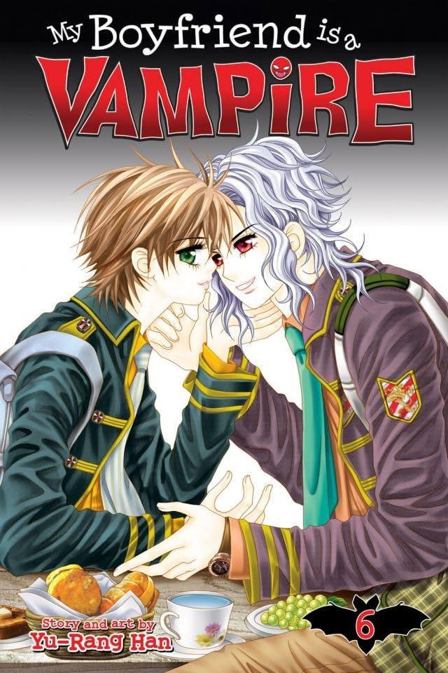 My Boyfriend Is A Vampire Vol. 6