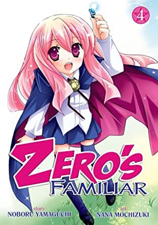 Zero's Familiar Vol. 4