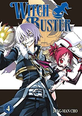 Witch Buster Vol. 4