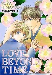 LOVE BEYOND TIME (Yaoi Manga) #2