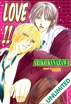 LOVE!! (Yaoi Manga) Vol. 1
