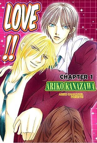 LOVE!! (Yaoi Manga) #1