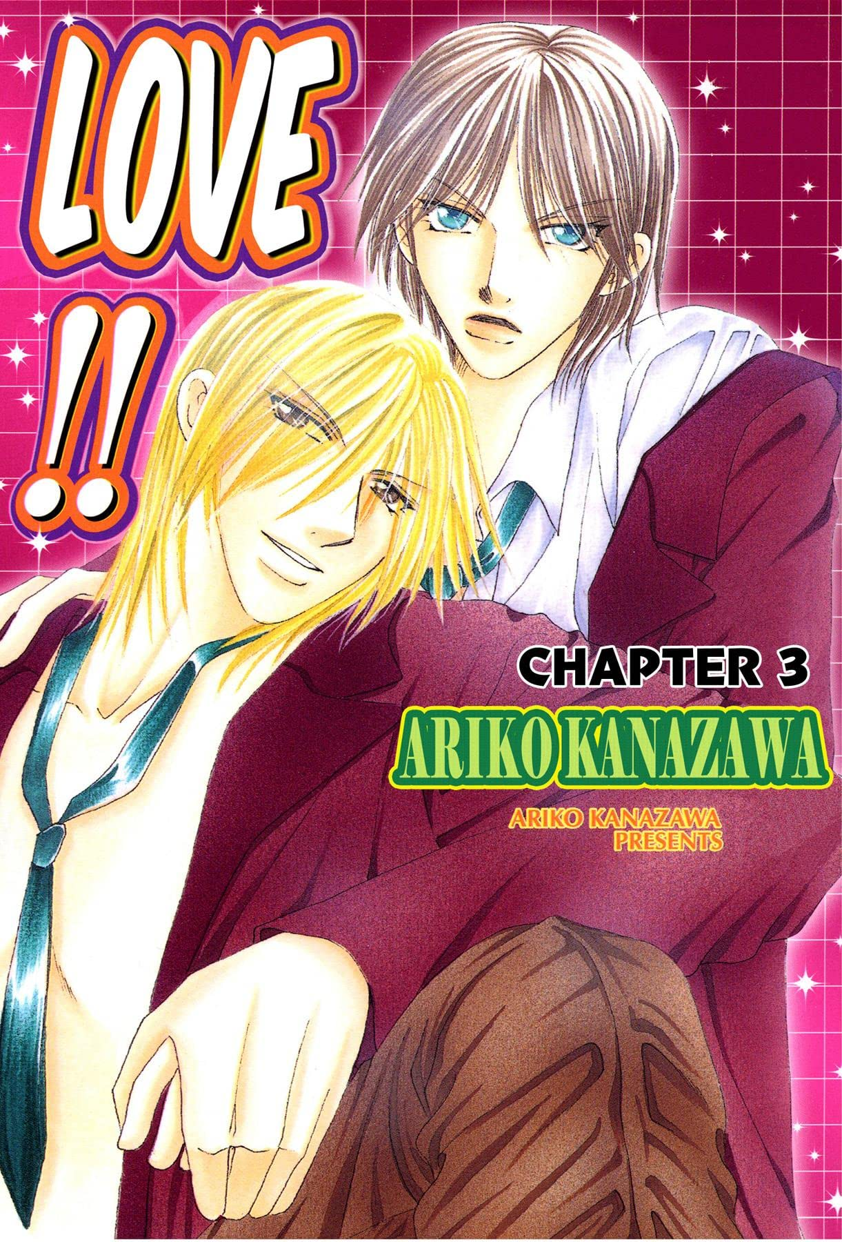 LOVE!! (Yaoi Manga) #3