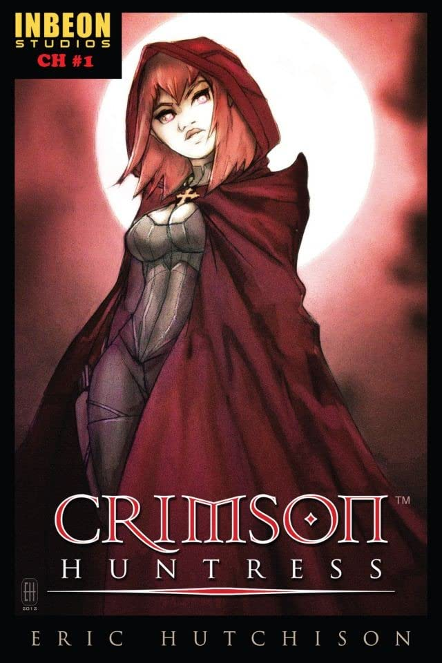 Crimson Huntress #1