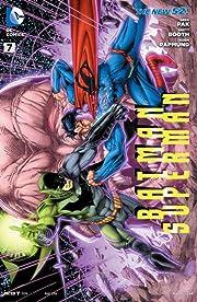 Batman/Superman (2013-2016) #7