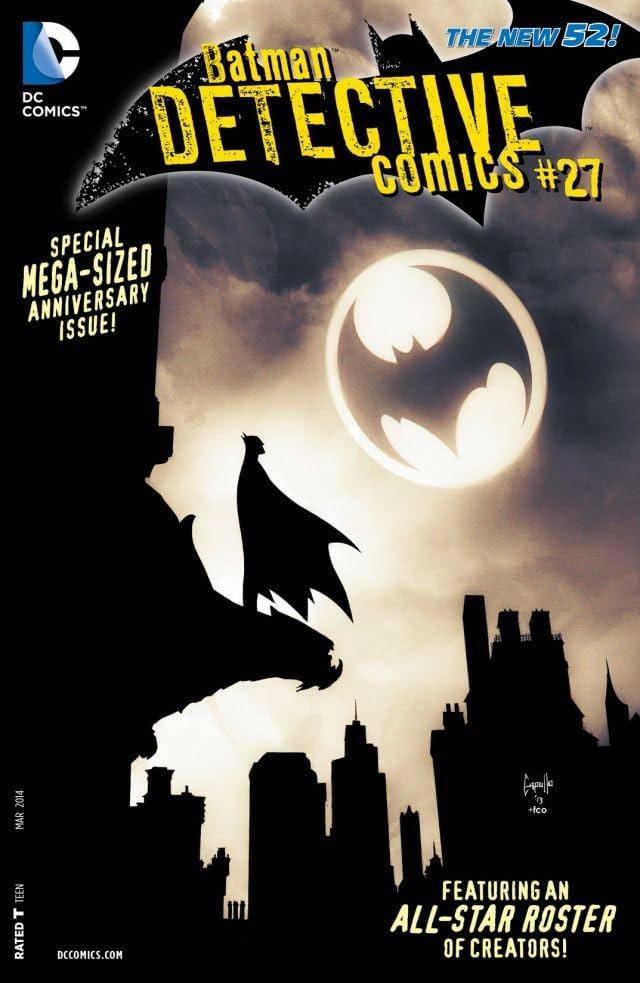 Detective Comics (2011-) #27