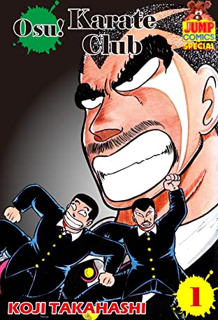 Osu! Karate Club Vol. 1