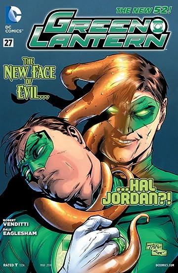 Green Lantern (2011-) #27