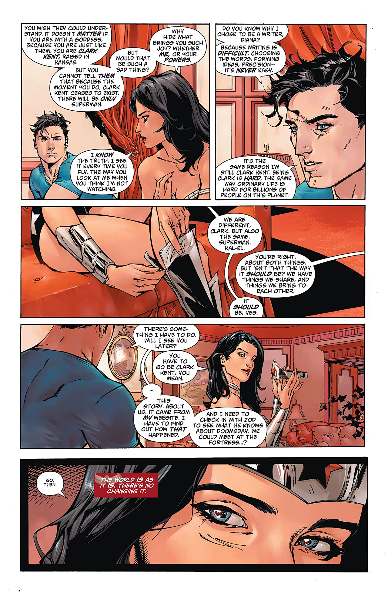 Superman/Wonder Woman (2013-2016) #4