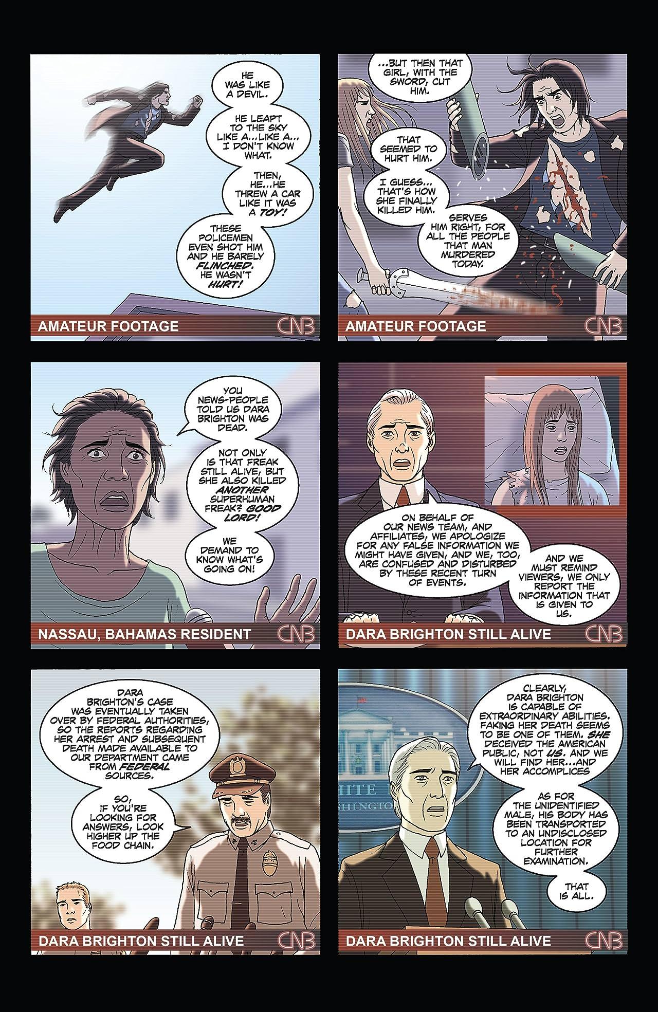 The Sword #13