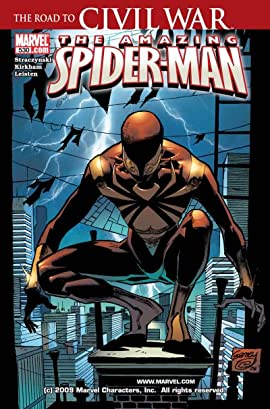 Amazing Spider-Man (1999-2013) #530