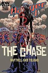 Danger Girl: The Chase! #4