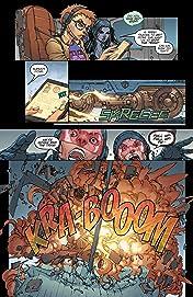 Danger Girl: The Chase! #4 (of 4)
