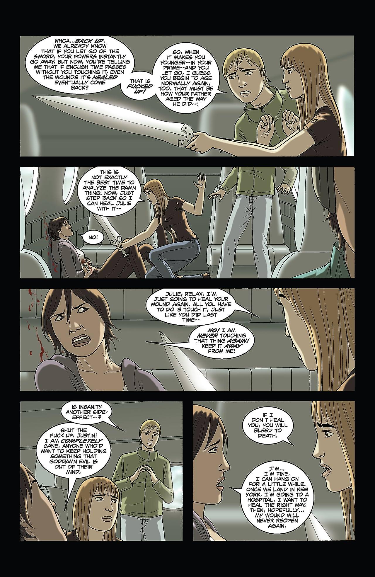 The Sword #20