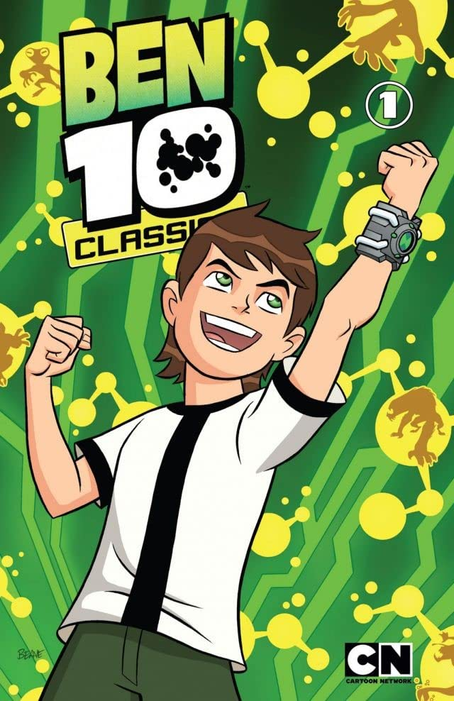 Ben 10 Classics Vol. 1: Ben Here Before