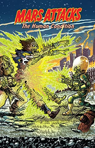 Mars Attacks: The Human Condition