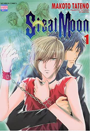 Steal Moon (Yaoi Manga) Vol. 1