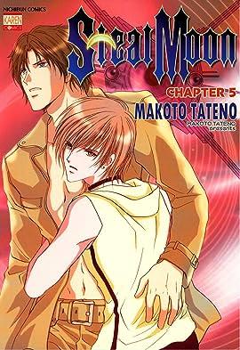 Steal Moon (Yaoi Manga) #5