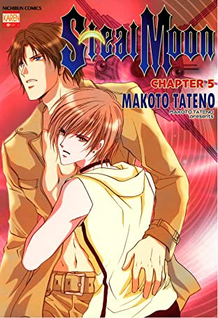 Steal Moon (Yaoi Manga) No.5