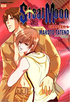 Steal Moon (Yaoi Manga) #6