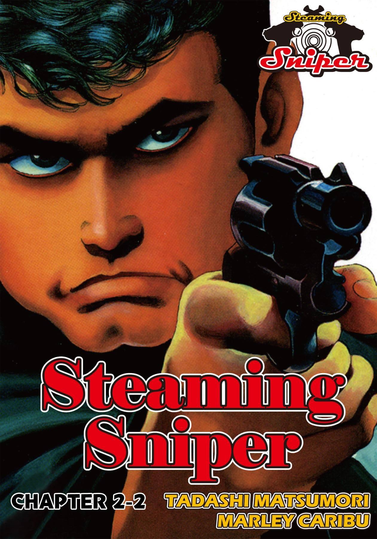STEAMING SNIPER #13